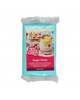 Masa cukrowa Fun Cakes BŁĘKITNA 250 g Baby Blue