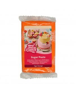 Masa cukrowa Fun Cakes POMARAŃCZOWA 250 g Tiger Orange