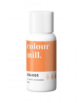 Barwnik olejowy Colour Mill 20ml ORANGE Pomarańczowy