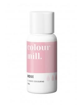Barwnik olejowy Colour Mill 20ml ROSE Różany