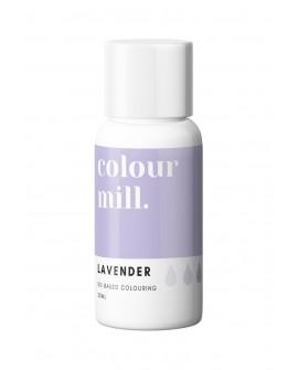 Barwnik olejowy Colour Mill 20ml LAVENDER