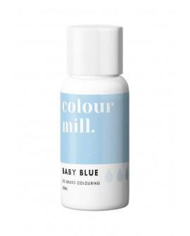 Barwnik olejowy Colour Mill 20ml BABY BLUE Błękit