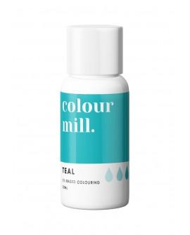 Barwnik olejowy Colour Mill 20ml TEAL Turkus