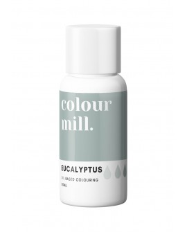 Barwnik olejowy Colour Mill 20ml EUCALYPTUS