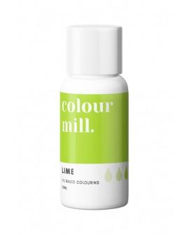 Barwnik olejowy Colour Mill 20ml LIME Limonka