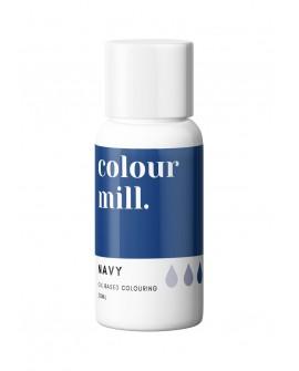 Barwnik olejowy Colour Mill 20ml NAVY Granatowy