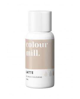Barwnik olejowy Colour Mill 20ml LATTE