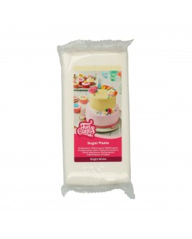 Masa cukrowa Fun Cakes BIAŁA 1 kg Bright White