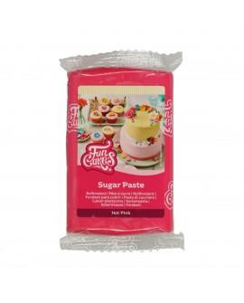 Masa cukrowa Fun Cakes MOCNY RÓŻ 250 g Hot Pink