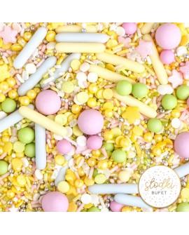 Posypka Słodki Bufet CANDY FLOWERS 90g