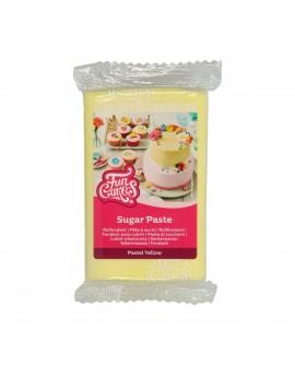 Masa cukrowa Fun Cakes PASTELOWA ŻÓŁTA 250 g