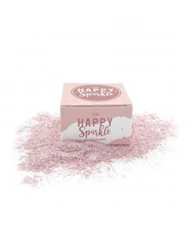 Barwnik pyłkowy Happy Sparkle Pink Różowy 12g