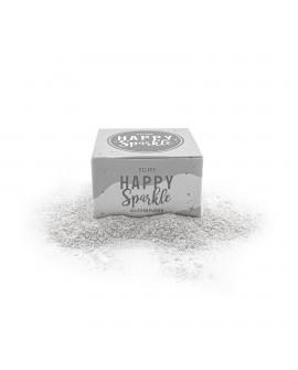 Barwnik pyłkowy Happy Sparkle Silver Srebrny 12g