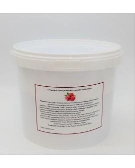 Chrupiąca masa pralinowa Grejt Kejk MALINA 1,5 kg
