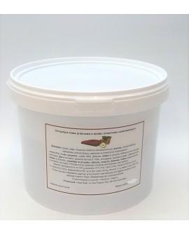 Chrupiąca masa pralinowa Grejt Kejk CZEKOLADOWO ORZECHOWA 1,5 kg