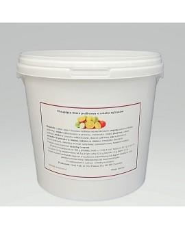 Chrupiąca masa pralinowa Grejt Kejk CYTRUSOWA 0,5 kg