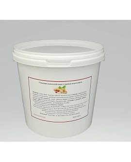 Chrupiąca masa pralinowa Grejt Kejk MASŁO ORZECHOWE 0,5 kg