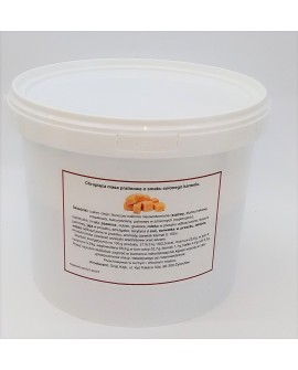 Chrupiąca masa pralinowa Grejt Kejk SŁONY KARMEL 0,5 kg
