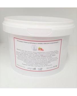 Chrupiąca masa pralinowa Grejt Kejk MLECZNO ORZECHOWA 0,5 kg Kinder Bueno