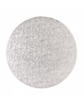 Podkład pod tort 12 mm SZTYWNY 25 cm Decora