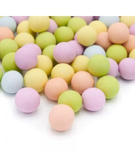 Posypka Happy Sprinkles Kule czekoladowe XXL Pastelowe 125g