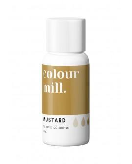 Barwnik olejowy Colour Mill 20ml MUSTARD