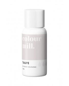 Barwnik olejowy Colour Mill 20ml TAUPE Szarobrązowy