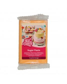 Masa cukrowa Fun Cakes POMARAŃCZA TROPIKALNA 250 g