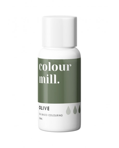 Barwnik olejowy Colour Mill 20ml OLIVE