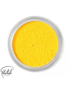 Barwnik pyłkowy MATOWY Fractal Canary Yellow ŻÓŁTY KANARKOWY