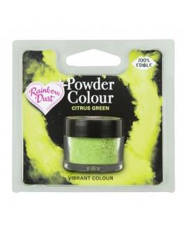 Barwnik pyłkowy matowy ZIELONY CYTRUSOWY RD Citrus Green