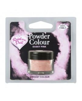Barwnik pyłkowy matowy BLADY RÓŻ RD Dusky Pink