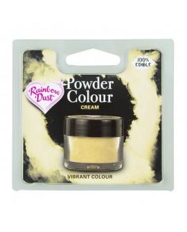 Barwnik pyłkowy matowy KREMOWY RD Cream