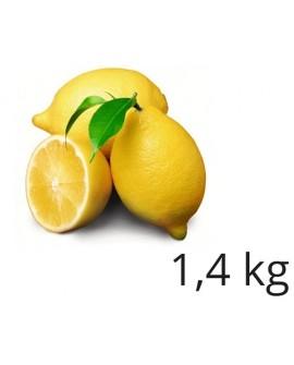Masa cukrowa Smartflex Velvet CYTRYNOWA 1,4 kg