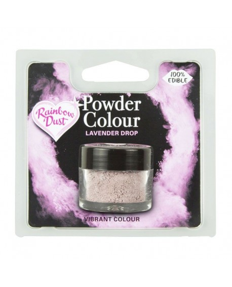 Barwnik pyłkowy matowy LAWENDOWY RD Lavender Drop