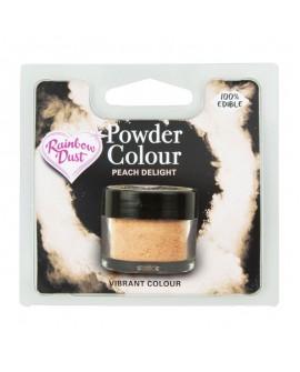 Barwnik pyłkowy matowy BRZOSKWINIOWY RD Peach