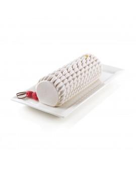 Forma silikonowa 3D Silikomart Buche Quenelle