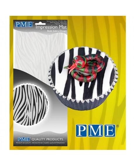 Mata strukturalna PME ZEBRA forma do wytłaczania, odciskania wzoru, faktury