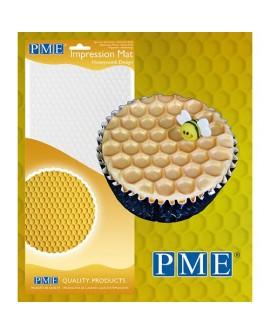 Mata strukturalna PME PLASTER MIODU forma do wytłaczania, odciskania wzoru, faktury