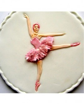 Wykrawaczka Patchwork Cutters BALETNICA Foremka Ballerina
