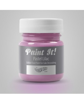 Farbka matowa PASTELOWA FIOLETOWA Rainbow Dust Paint It