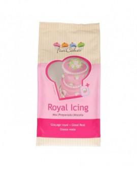 Lukier królewski Royal Icing 900 g BIAŁY Fun Cakes