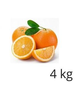 Masa cukrowa Smartflex Velvet POMARAŃCZOWA 4 kg