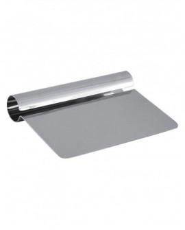 Packa/ Skrobka/ Nóż do ciasta 15 x12 cm Stal Nierdzewna Do wyrównywania kremu metalowa