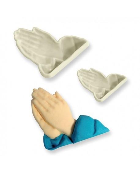 Forma JEM Pop It MODLITWA 2 rozmiary Ręce Komunia