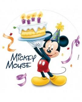 Opłatek na tort MYSZKA MICKEY Miki