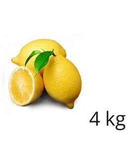 Masa cukrowa Smartflex Velvet CYTRYNOWA 4 kg