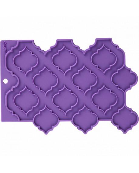 Forma silikonowa Wilton ORNAMENT do dekoracji boków tortu