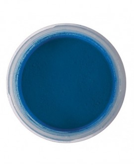 Barwnik pyłkowy 5g MATOWY NIEBIESKI INTENSYWNY CS  Bright Blue