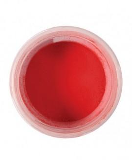 Barwnik pyłkowy 5g MATOWY CZERWONY INTENSYWNY CS Box Red